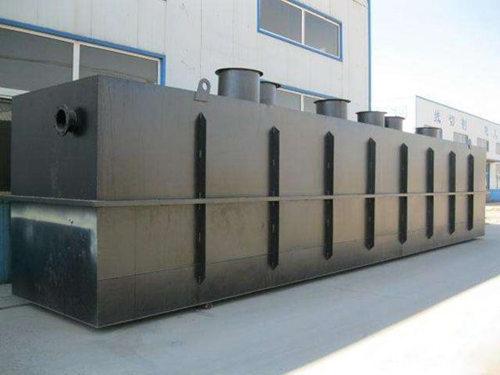 合肥污水处理设备在施工安装时要做哪些工作